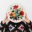 Bordado y pedrería . Un proyecto de Diseño, Bellas Artes, Creatividad, Diseño de moda y Bordado de Josefina Jiménez - 10.09.2019