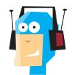 """La Casa Azul - """"La Nueva Yma Sumac"""". Un proyecto de Diseño, Ilustración, Motion Graphics, Br, ing e Identidad, Diseño de personajes, Animación 2D, Creatividad y Realización audiovisual de David Duprez - 12.09.2009"""