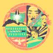 Top 3 Albums 2018. Un proyecto de Ilustración e Ilustración digital de Juan Dellacha - 20.09.2019