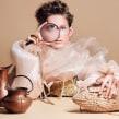 ANGE OU DEMO PARA VANIDADES. Un proyecto de Fotografía, Fotografía de moda y Fotografía artística de Nobody Studio - 16.04.2018