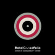 Hotel Ciutat Vella Barcelona. A Design, Br, ing, Identit, Graphic Design, Cop, writing, Signage Design, Pictogram Design, and Logo Design project by Valeria Dubin - 09.01.2007