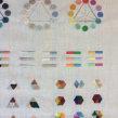 Del pigmento a los hilos. Un proyecto de Educación y Bordado de Adriana Torres - 01.12.2013