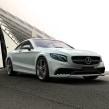 Mercedes Benz S3 Coupe. Un proyecto de 3D y VFX de Alber Silva - 15.10.2019