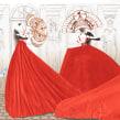 LA FANTASTICA de BERLIOZ. A Illustration project by José Rosero - 10.16.2019