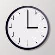 Redundant Clock. Um projeto de Criatividade de Ji Lee - 22.10.2019