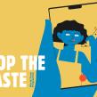 WFP -#StopTheWaste. Un proyecto de 3D, Dirección de arte y Animación 2D de Andrea Gendusa - 23.10.2019