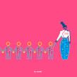 EL MUNDO. Clonación humana. A Illustration, and Web Design project by Del Hambre - 10.24.2019
