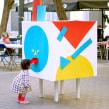 Taller Aleatorium. Un proyecto de Ilustración, Educación, Eventos, Diseño de juguetes y Dibujo de Pin Tam Pon - 30.10.2016