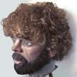 Cabeza Gigante de Tyrion Lannister. Um projeto de Escultura de Luaiso Lopez - 06.06.2016