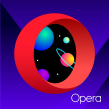 Opera Browser. A Graphic Design project by Pupila - 11.08.2019