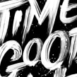 Hard Times Good Times Lettering. A Graphic Design, and Lettering project by Sindy Ethel - 01.01.2018