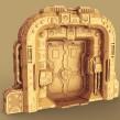 Futuristic Door. Un proyecto de Animación 3D de Albert Valls Punsich - 16.11.2019