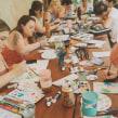 Magic Jungle 2019 - Retiro de Negocio Artístico. Um projeto de Consultoria criativa, Artes plásticas, Criatividade e Pintura em aquarela de Ana Victoria Calderon - 17.11.2019