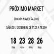 Mercado Navideño Santa Ana Street Market. Un proyecto de Cerámica de Paula Casella Biase - 18.11.2019