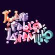 Juan Pablo Jaramillo. Un proyecto de Tipografía, Lettering y Diseño de logotipos de Simón Londoño Sierra - 18.11.2016