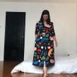 Un vestido muy especial . Um projeto de Costura de Julia Reyes Retana - 20.11.2019