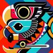 DISEÑO PAÑOLETAS MARCA VALISSE. Un proyecto de Ilustración, Diseño de moda e Ilustración textil de JORGE LEWIS - 29.11.2019