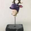 Pequeños bustos de Plastilina Epoxica. Un proyecto de Escultura de Francesca Dalla Benetta - 02.05.2018