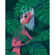 Into the Woods. Um projeto de Design de personagens e Ilustração digital de Caio Martins - 04.12.2019