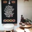 Lettering Emporio Andino. Un proyecto de Ilustración, Tipografía, Caligrafía y Lettering de Leo Calderón - 03.12.2018