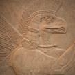 Scan 3D - Asirian Eagle Relief. Un proyecto de 3D, Modelado 3D y Diseño 3D de David Chumilla - 12.12.2019