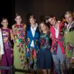 Pasarela Colombia Moda 2015. (Premio Cromos: Diseñadora Reveleación). A Design, Fashion, Shoe Design, Fashion design, and Embroider project by Ana María Restrepo - 12.12.2019