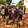 """""""Burkinabé Rising"""" Director de Fotografía / Operador de cámara / Operador de drone. Un proyecto de Vídeo de Yeray Martín Perdomo - 21.11.2016"""
