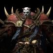 Guerrero del Caos, Warhammer.. Un proyecto de Modelado 3D de Juan Novelletto - 17.12.2019