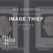 IMAGE THIEF. Um projeto de Pintura de Ale Casanova - 21.06.2017