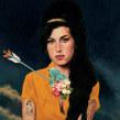 El País Semanal Amy Winehouse. A Illustration project by David de las Heras - 08.28.2017