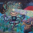 Graffiti Villa del Salvador. Un proyecto de Ilustración de Ilustronauta - 07.08.2019