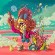 Henery Hawk + Akira by Ilustronauta. Un proyecto de Ilustración digital de Ilustronauta - 09.01.2020