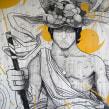Mural para Amazon. Un proyecto de Ilustración y Pintura de Aleix Gordo Hostau - 12.09.2017
