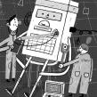 New York Times. Un proyecto de Ilustración de Alfonso De Anda - 17.10.2018