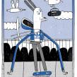 Adidas Originals. Un progetto di Illustrazione di Alfonso De Anda - 16.01.2018