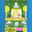 Poster Pastel. Un proyecto de Ilustración de Alfonso De Anda - 04.10.2019