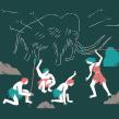 Uf, ¿Y para qué votar?. A Illustration project by Santiago Solís Montes de Oca - 22.01.2020