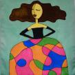 serie chicas y sirenas. Un proyecto de Pintura de Desedamas - 28.01.2020