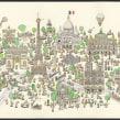 Atelier Choux Paris. Un progetto di Illustrazione, Product Design , e Disegno di Mattias Adolfsson - 28.01.2020