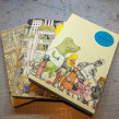 Books. A Illustration, and Drawing project by Mattias Adolfsson - 01.28.2020