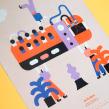 Calendario Macho Dominante 2020. Un proyecto de Ilustración y Diseño gráfico de Stereoplastika - 29.01.2020