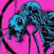 Gig Poster: The Prodigy. Un proyecto de Ilustración y Diseño gráfico de Mike Sandoval - 23.04.2016