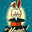 It´s Magic!. Un proyecto de Ilustración, Diseño de carteles, Ilustración digital e Ilustración infantil de Ed Vill - 04.02.2020