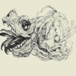 Contemporary Bestiary. A Illustration, and Artistic drawing project by Marco Mazzoni - 02.04.2020