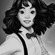 Mariya Takeuchi. A Digitale Illustration project by Natália Dias - 10.02.2020