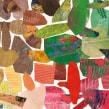El mamboretá . Un proyecto de Ilustración, Collage e Ilustración infantil de Estrellita Caracol - 26.08.2019