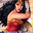 Wonder Woman. Un proyecto de Ilustración digital de Natália Dias - 13.02.2020