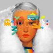 La Romana. Um projeto de Ilustração, Ilustração digital e Ilustração de retrato de Samuel Rodriguez - 15.02.2019