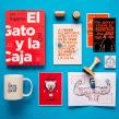 El Gato y La Caja - Anuario 2016. A Art Direction, Editorial Design, and Graphic Design project by The Negra - 02.17.2020