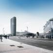 Hotel Suites Málaga Port. Un proyecto de Modelado 3D, Arquitectura digital y Diseño 3D de Visualfabrik - 21.02.2020